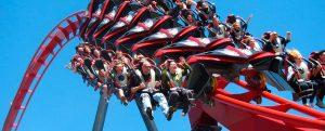 Difícil momento de los parques de atracciones en Argentina