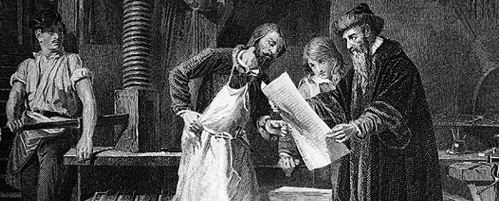 Gutenberg falló